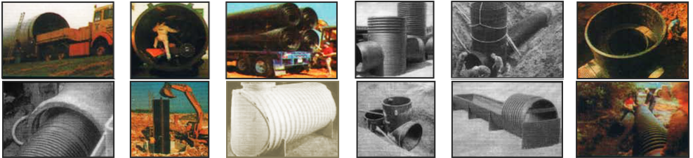 Larger dia HDPE & PP pipes manufacturers